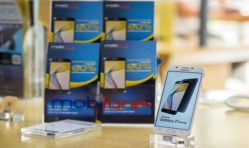 Điện thoại Samsung Galaxy J7 Prime được MobiFone bán kèm gói cước rẻ hơn giá thị trường tới 60%