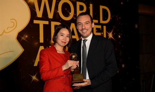 """JW Marriott Phu Quoc Emerald Bay được giải thưởng danh giá là """"Khu nghỉ dưỡng mới tốt nhất Châu Á"""""""