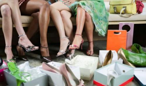 8 mẹo hay cho nàng mê giày