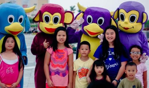 Đã đời với những trải nghiệm mới mẻ ở Sun World Danang Wonders (Asia Park)