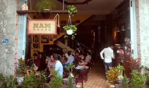 Quán cà phê độc đáo như một ngôi nhà cũ ở Đà Nẵng
