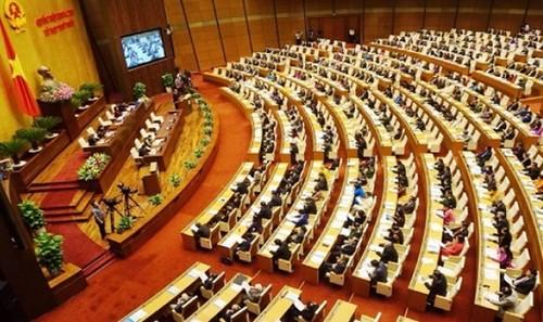 Quốc hội... cười ra nước mắt