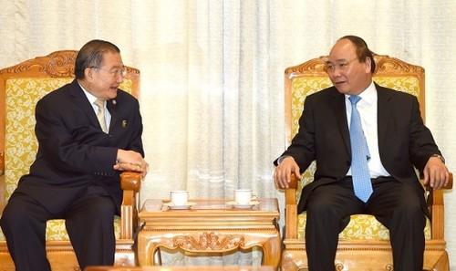 Tập đoàn TCC sẽ hỗ trợ nông dân Việt tiêu thụ nông sản