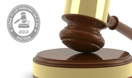 Công ty CP Đấu giá Á Âu thông báo bán đấu giá tài sản