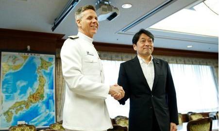 Chỉ huy Mỹ trấn an Nhật về phi hạt nhân hóa Triều Tiên