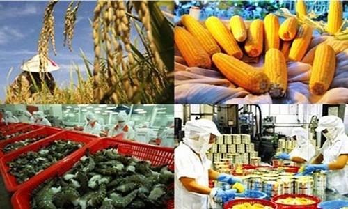 Nông sản thuận đường ra nước ngoài nhờ Việt Nam gia nhập FTA