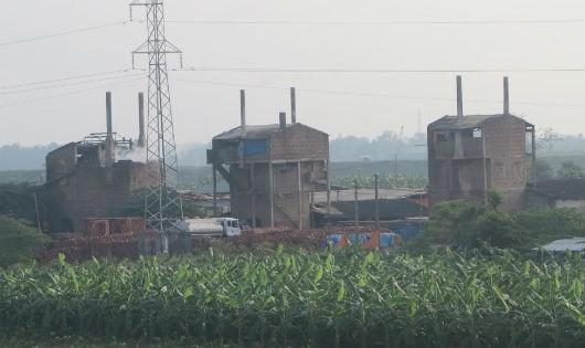 Chấm dứt hoạt động sản xuất gạch đất sét nung sử dụng công nghệ lạc hậu tại Lâm Đồng