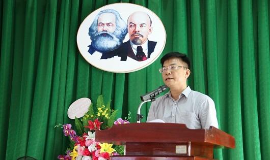 U Minh Thượng gửi niềm tin vào Bộ trưởng Lê Thành Long