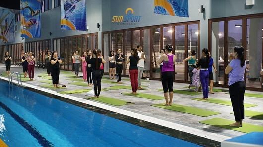 TP Thanh Hóa lần đầu tiên tổ chức giải bơi các nhóm tuổi mở rộng tranh cúp Sun Sport Complex