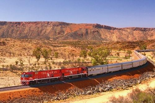 Dịch vụ xa xỉ trong những đoàn tàu đắt tiền nhất thế giới