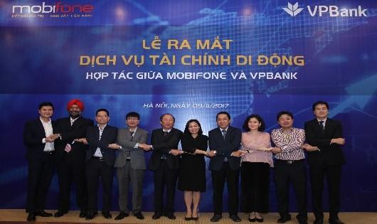 Thuê bao MobiFone có thể được cấp hạn mức chi tiêu trước lên tới 60 triệu qua thẻ đồng thương hiệu MobiFone - VPBank