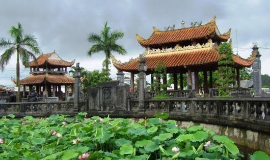 Tin vui cho người Thái Bình: Sẽ tôn tạo, mở rộng di tích chùa Keo