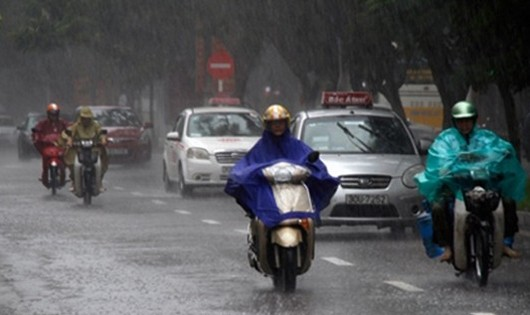 Mưa kéo dài đến cuối tuần, nhiều tỉnh miền Bắc nguy cơ sạt lở đất
