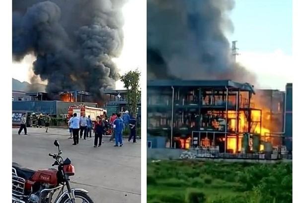 Nổ lớn tại nhà máy ở TQ, hơn 30 người thương vong