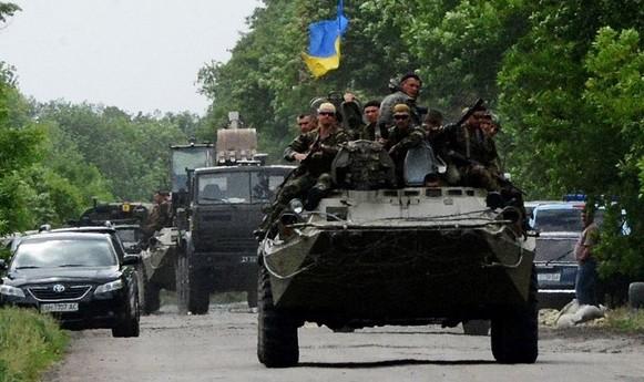 Ukraine sẽ tấn công Donbass vào ngày 14/12?