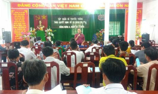 Tích cực đưa Luật Trợ giúp pháp lý vào cuộc sống người dân Kiên Giang