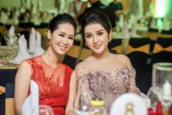 Dàn sao Việt xuất hiện lộng lẫy trong dạ tiệc TMS Luxury Party