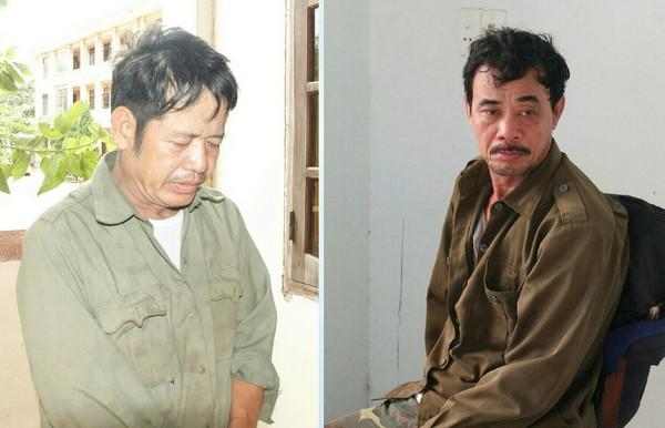 2 đối tượng trộm chó bị bắt khi đang rao bán tang vật