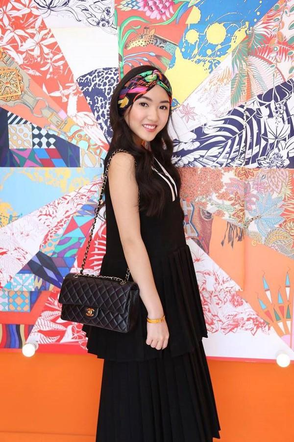 Chloe Nguyen: Hot girl Sai thanh so huu gout thoi trang sanh dieu hinh anh 9