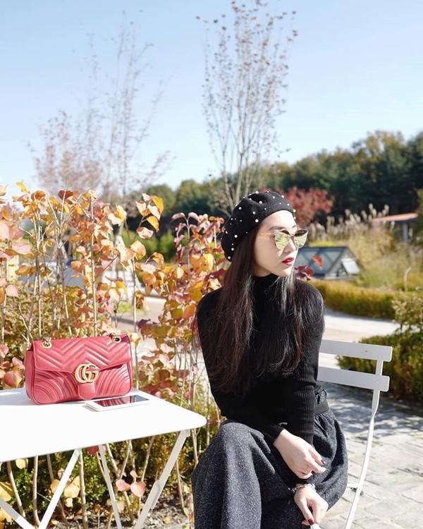 Chloe Nguyen: Hot girl Sai thanh so huu gout thoi trang sanh dieu hinh anh 8