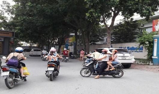 Tổ chức lại giao thông khu vực KĐT Văn Quán - Hà Đông