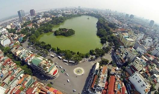 Hà Nội thu hút vốn vốn đầu tư trực tiếp nước ngoài nhiều nhất cả nước