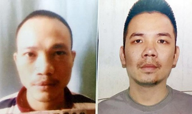 Truy tìm hai tử tù bỏ trốn khỏi phòng biệt giam