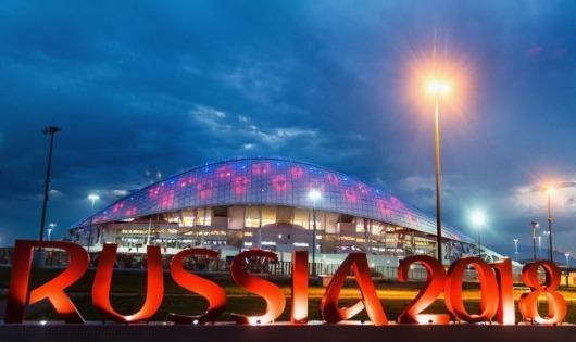 FIFA trả lời về quyền trình chiếu các trận đấu ở World cup 2018 tại quán cafe