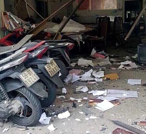 Công an TP.HCM tổ chức họp báo về vụ khủng bố trong trụ sở Công an phường 12