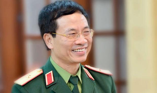 Ông Nguyễn Mạnh Hùng giữ chức Bí thư Ban Cán sự Đảng Bộ TT-TT