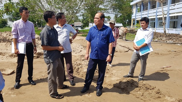 Xây dựng nông thôn mới ở Khánh Tiến (Cà Mau): Gỡ khó để về đích