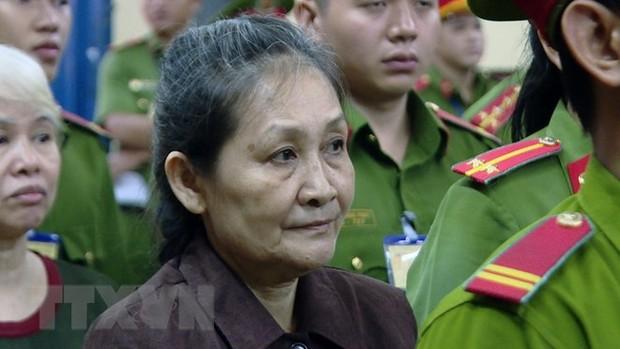 """Tuyên án 12 bị cáo của tổ chức phản động """"Chính phủ quốc gia Việt Nam lâm thời"""""""