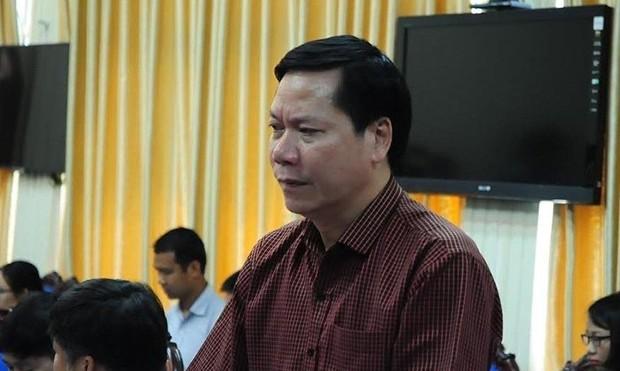 Khởi tố nguyên Giám đốc Bệnh viện Đa khoa tỉnh Hòa Bình