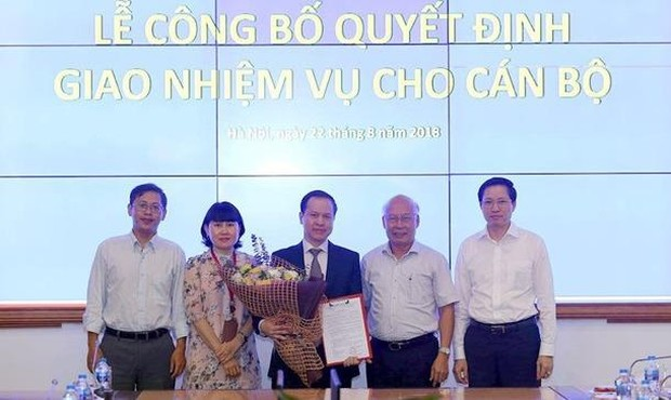 Ông Nguyễn Đăng Nguyên phụ trách nhiệm vụ Tổng giám đốc MobiFone