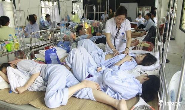 Bộ Y tế ra công văn khẩn yêu cầu giảm lây chéo, hạn chế tử vong do bệnh chân tay miệng, sởi, sốt xuất huyết