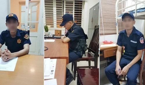 Bắt 3 bảo vệ đưa người không vé vào SVĐ Mỹ Đình trận Việt Nam - Philippines