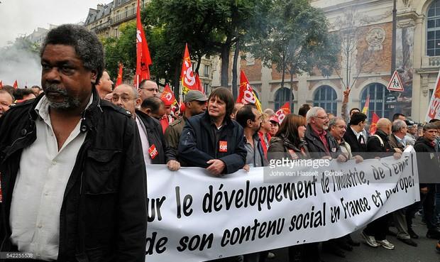 Nước Pháp cải cách thị trường lao động kiểu gì?