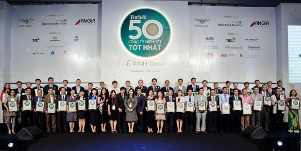 Forbes bình chọn Novaland vào Top 50 công ty niêm yết tốt nhất Việt Nam 2017