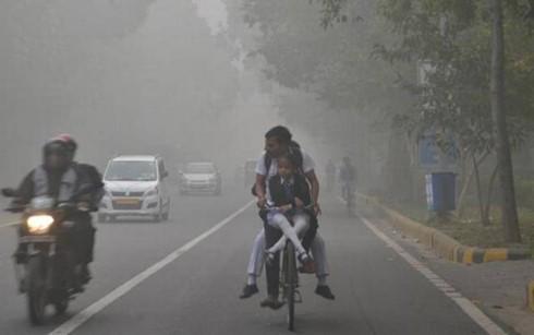 Lượng người nhập viện do ô nhiễm không khí tăng mạnh