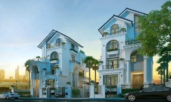 Saigon Mystery Villas: Khu biệt thự compound đẳng cấp bên sông Sài Gòn