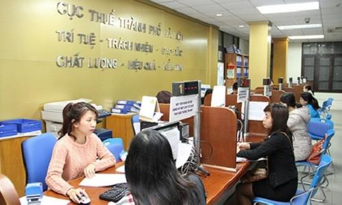 Cục Thuế TP Hà Nội: Mọi cải cách đều hướng về người nộp thuế