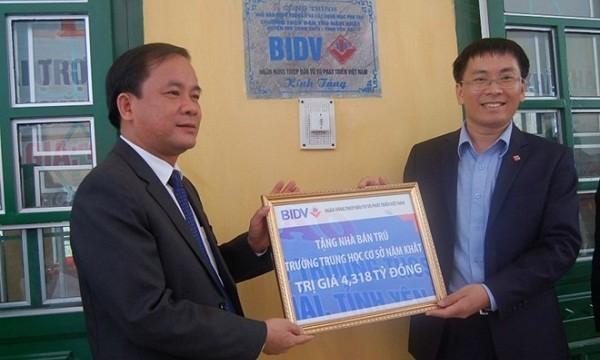 Ông Phạm Quang Tùng thôi làm Chủ tịch Hội đồng quản trị ngân hàng VDB