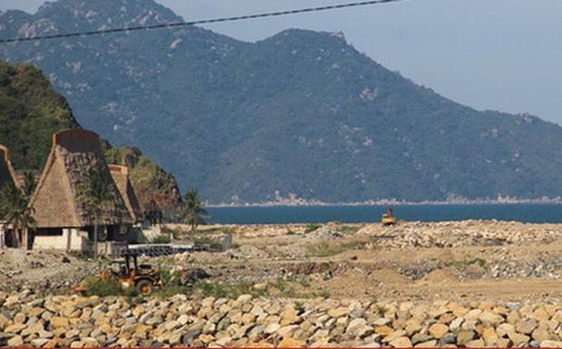 Đang thanh tra các dự án nghi vấn lấn vịnh Nha Trang