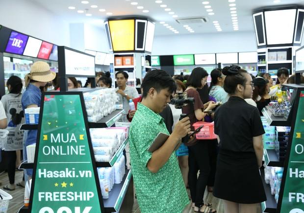 Hasaki Beauty & Spa khai trương chi nhánh thứ 3 tại TP.HCM