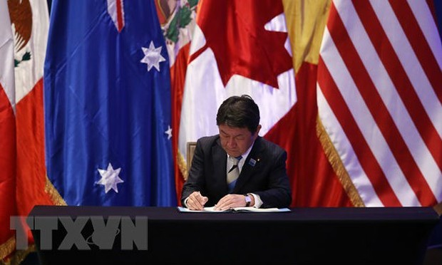 Nhật Bản ban hành luật để phê chuẩn CPTPP