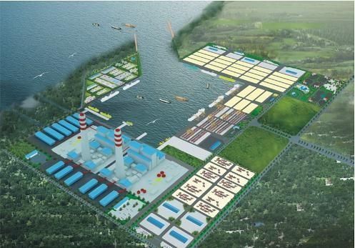 Báo cáo đầu tư xây Khu bến cảng Mỹ Thủy (Quảng Trị)