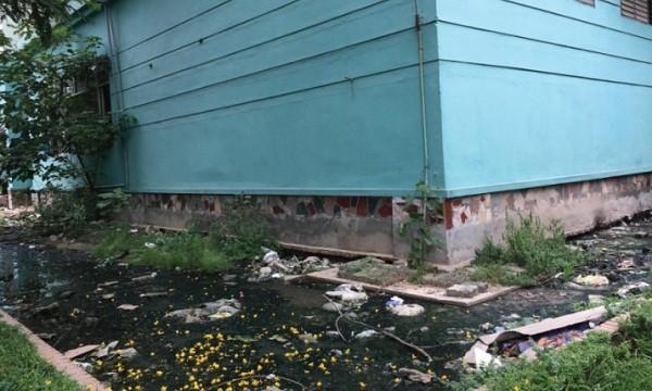 Quỹ bảo trì các chung cư TĐC Hà Nội ở đâu?