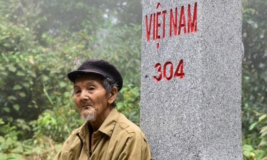 Những 'cột mốc' đặc biệt ở biên giới Việt - Lào