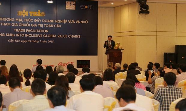 Tham gia chuỗi giá trị toàn cầu: Rộng đường cho doanh nghiệp phát triển