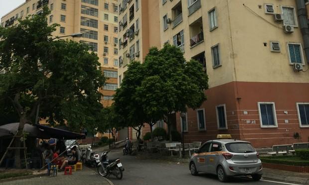 Hàng loạt tòa nhà tái định cư hết sạch quỹ bảo trì